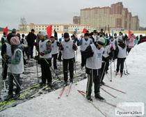 Первенство городского поселения Московский по лыжным гонкам