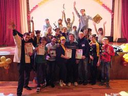 Сюжет и творческая программа была подготовлена творческими коллективами ДК «Московский»