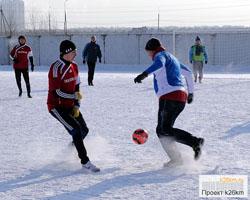 XIV открытое зимнее Первенство г/п Московский 2012