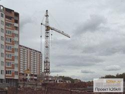 В 3 квартале микрорайона «Града Московский» дополнительно будут размещены 3 жилых корпуса и храм