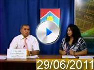 Смотреть запись эфира, июнь 2011