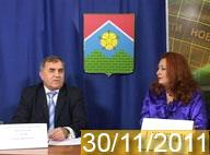 Смотреть запись эфира, ноябрь 2011