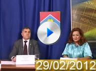 Смотреть запись эфира, февраль 2012