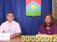 Смотреть запись эфира, май 2012