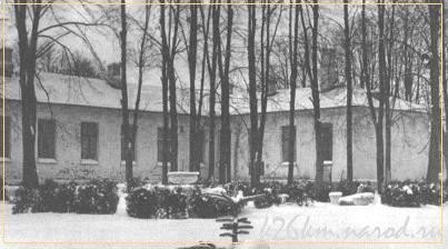 Передельцевская больница, начала ХХ века